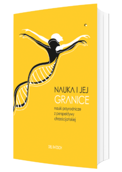 Okładka książki nauka i jej granice